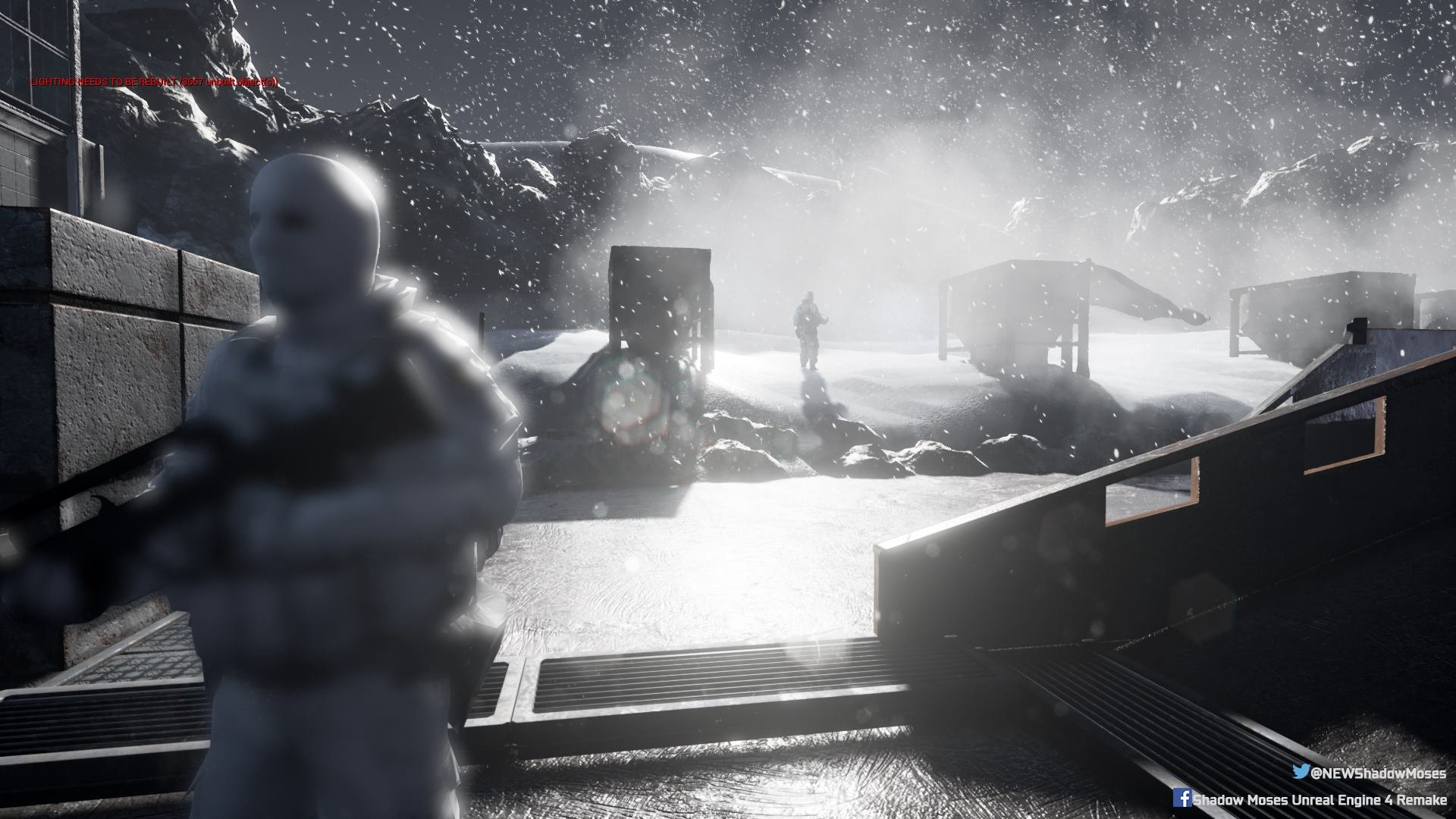 Shadow Moses, el ambicioso remake patrio de Metal Gear Solid en Unreal Engine 4 Shadow_moses-3266420