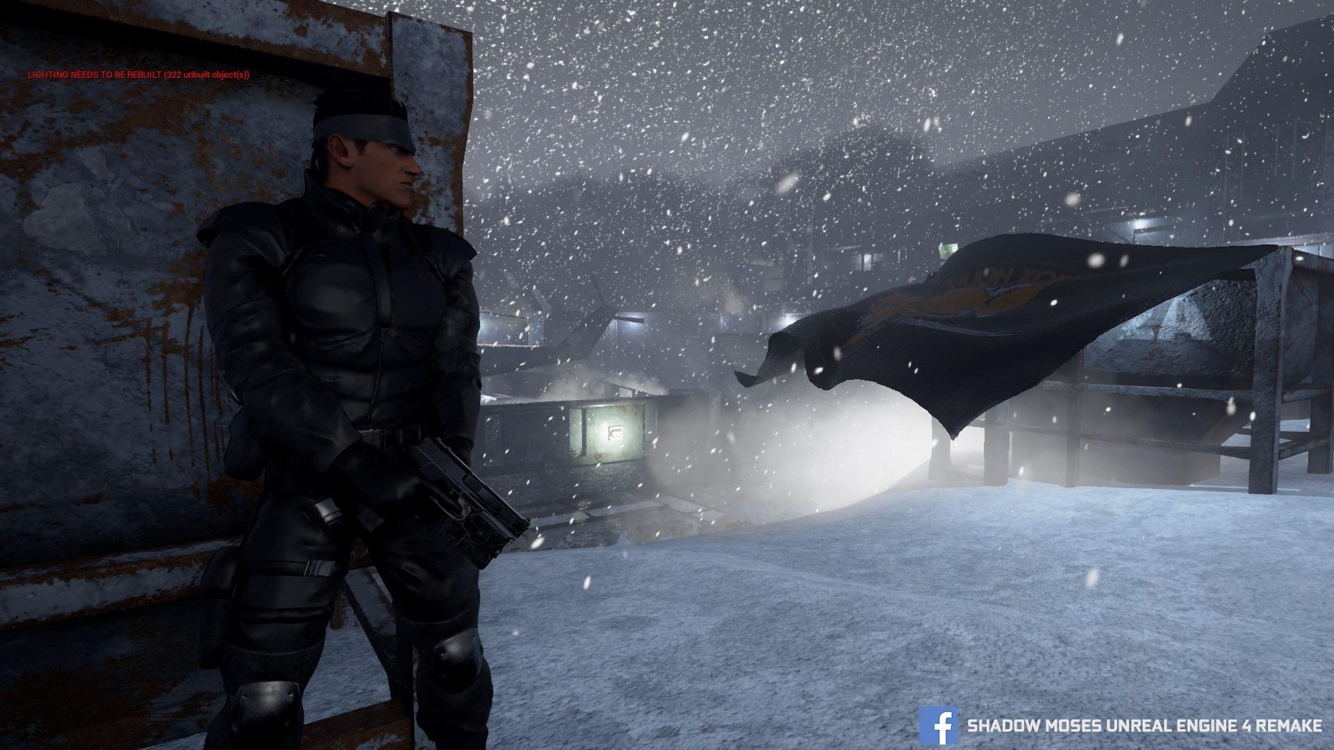 Shadow Moses, el ambicioso remake patrio de Metal Gear Solid en Unreal Engine 4 Shadow_moses-3266424