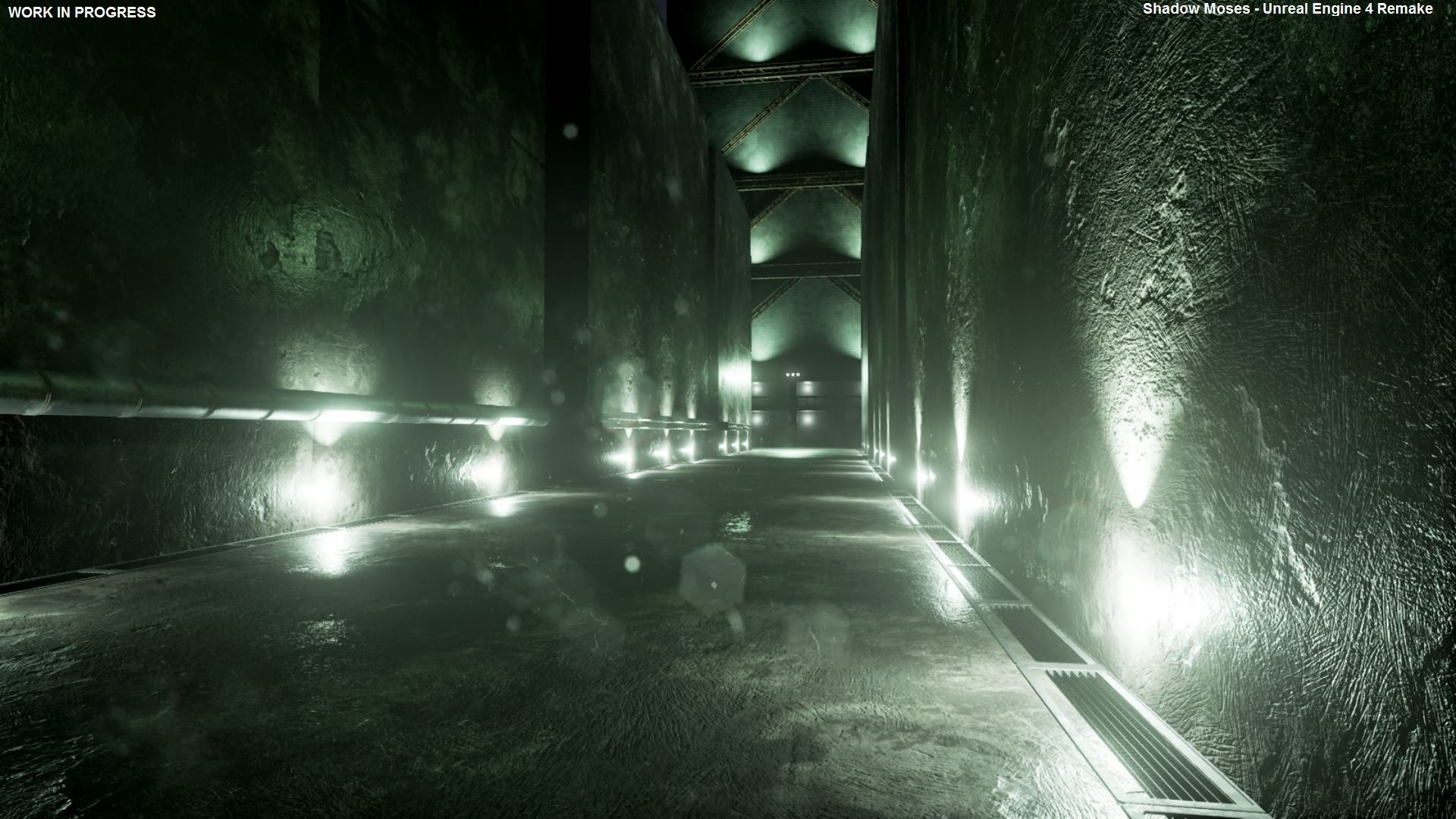 Shadow Moses, el ambicioso remake patrio de Metal Gear Solid en Unreal Engine 4 Shadow_moses-3266428