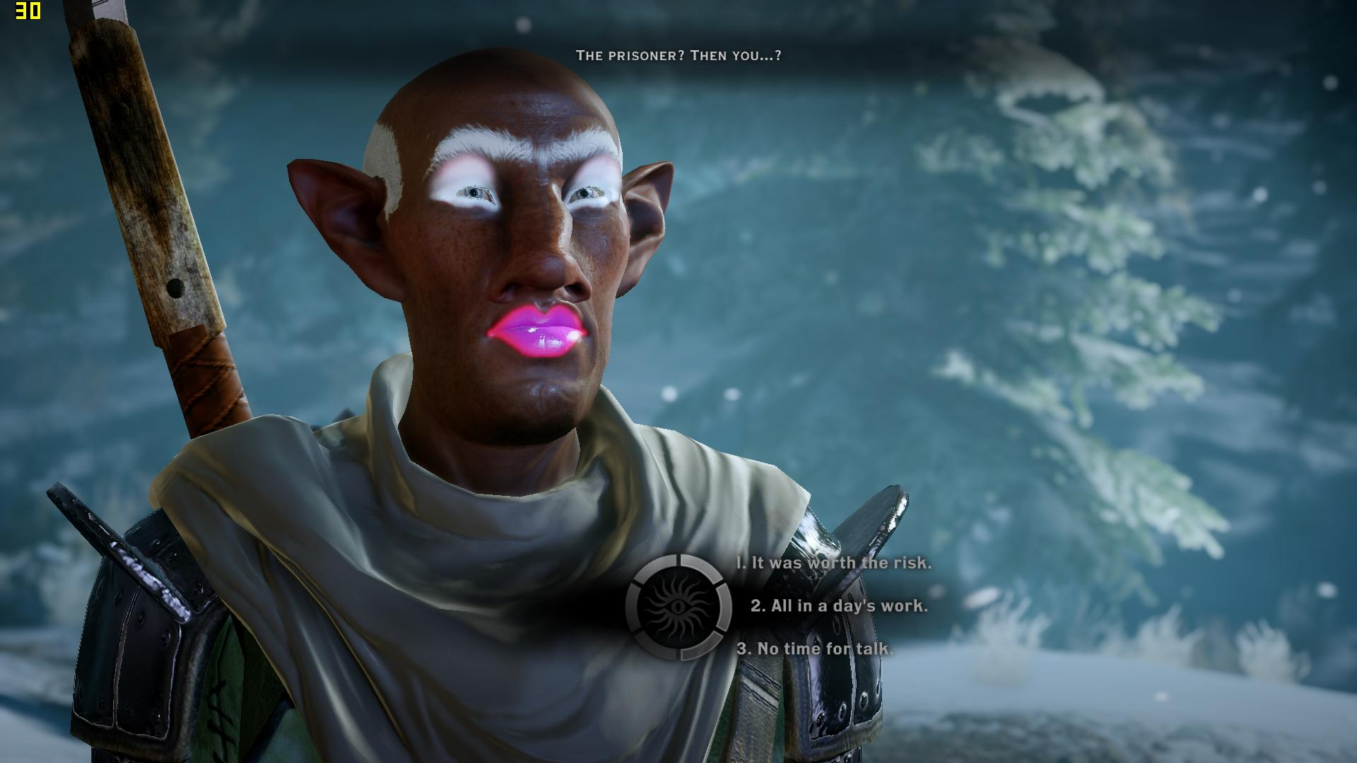how to add a persona to dragon age keep