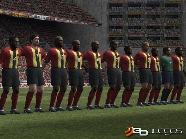 juegos pro evolution soccer 6: