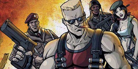 Gearbox promete hablar pronto del siguiente juego de Duke Nukem
