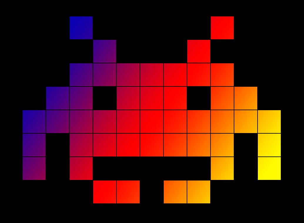 Space Invaders se convertirá en película de la mano de ...  Space Invaders Spaceship