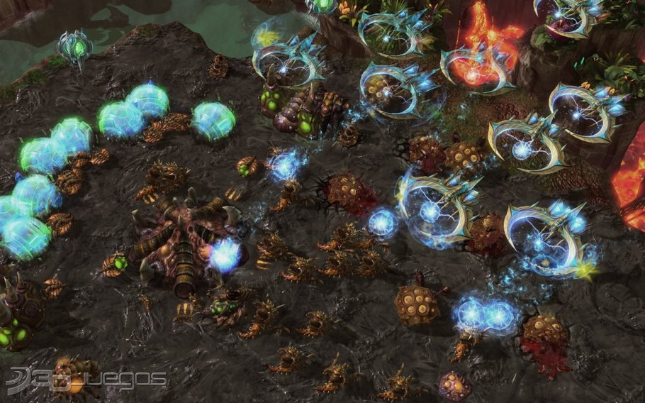 Скачать StarCraft II 2012 Beta + crack (2012/RUS/PC/Win All) Скачать с unib