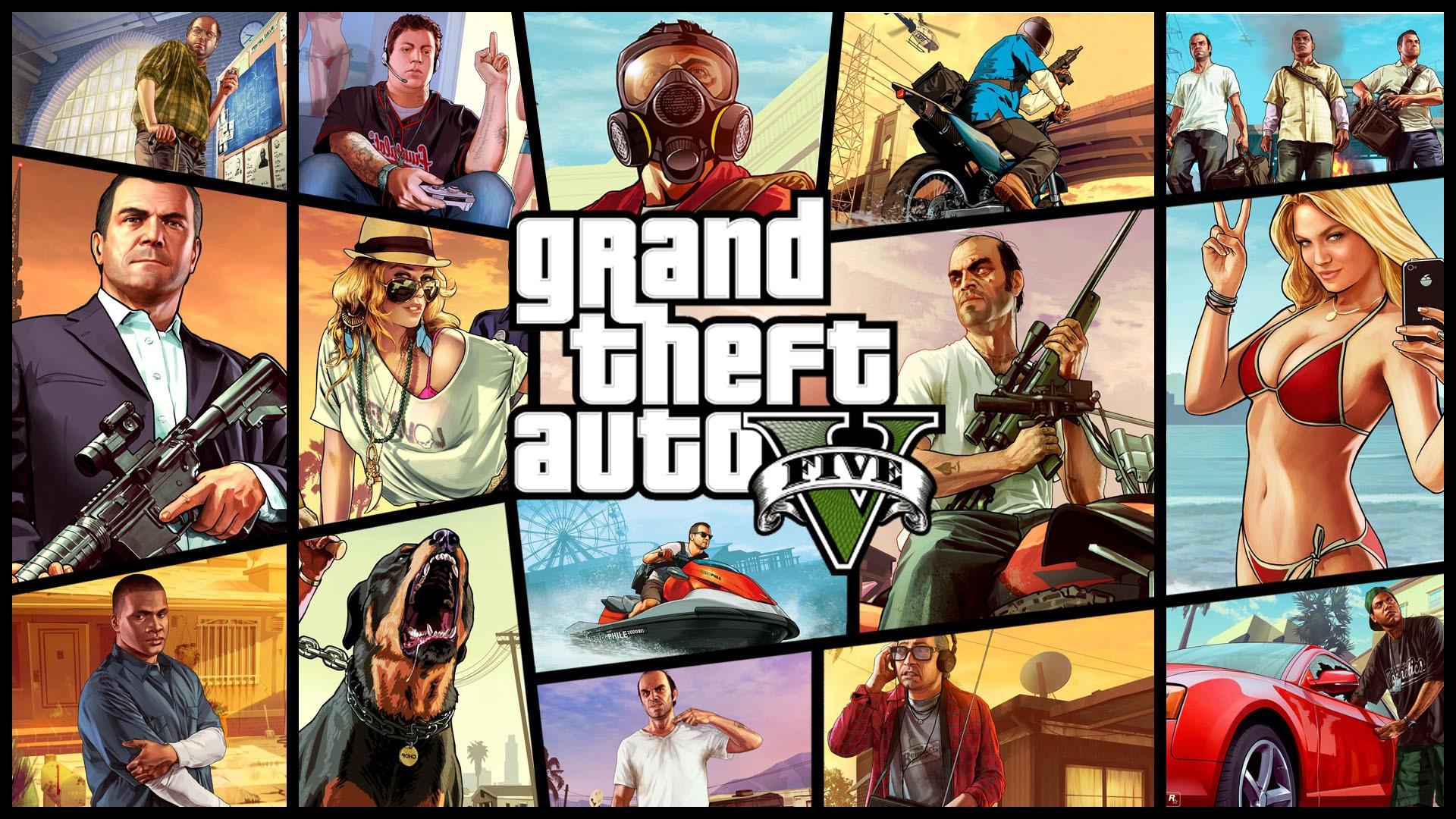 PC Gamers de luto, GTA V se retrasa hasta 24 de marzo