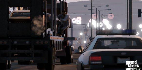 GTA V: Última ronda de imágenes de manos de Rockstar