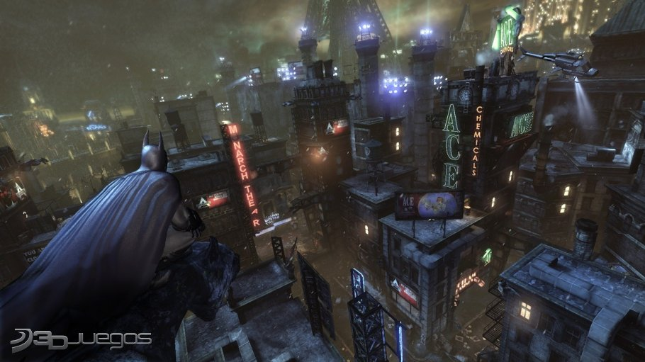 batman arkham city crack guardar partidas