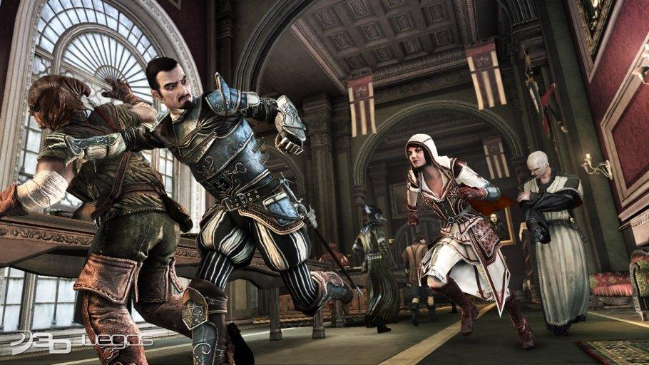 Assassin S Creed  Villa Dlc