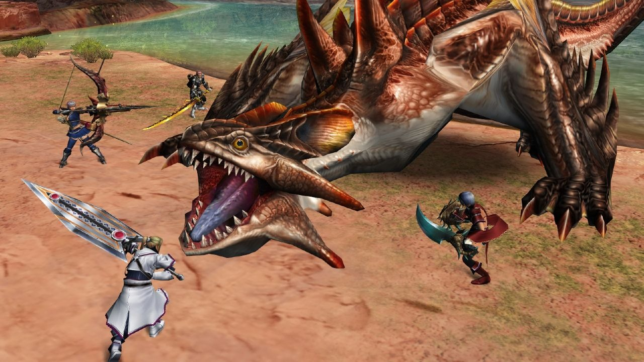 Monster Hunter World Gratis Pc