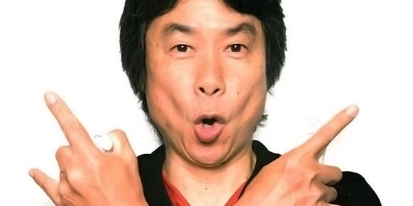 Shigeru Miyamoto
