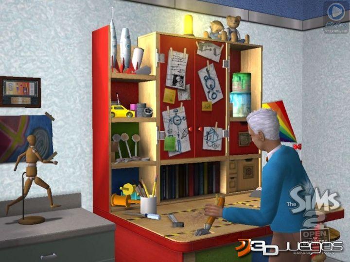 Los Sims 2 Abren Negocios 1 Link