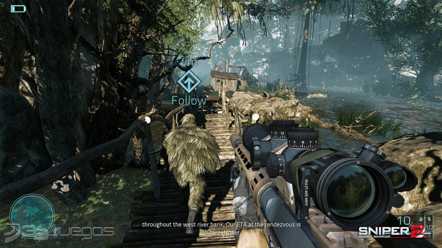 Imagenes Sniper Ghost Warrior 2 PS3