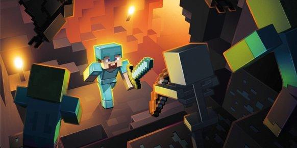 Minecraft para PS4 podria estren