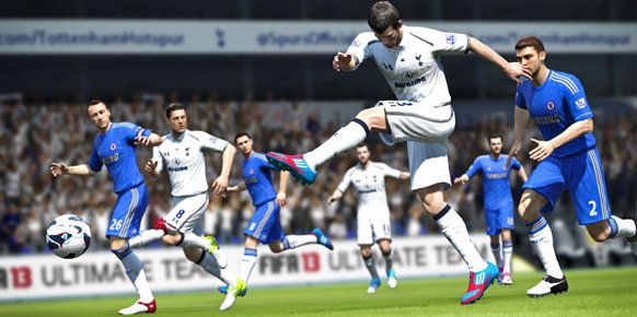 Messi en FIFA 13