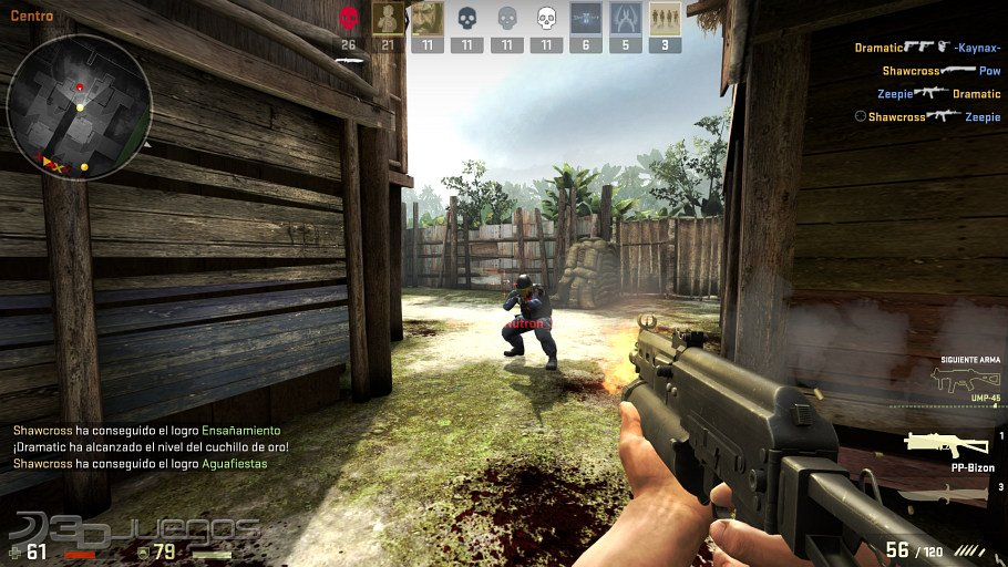 Counter Strike: Global Offensive [NoSteam/Online][Mega/ZS]