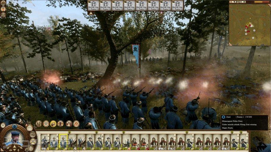 descargar shogun 2 total war la caida de los samurais