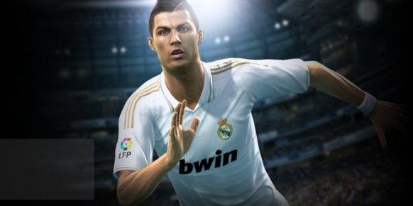 Cristiano Ronaldo, la gran figura de PES 2013.