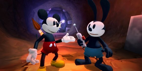 Epic Mickey 2: El Retorno de Dos H&eacute;roes