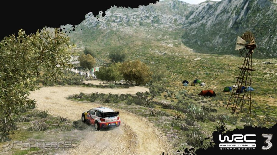 Imagenes WRC3 World Rally Championship 3 XBOX 360