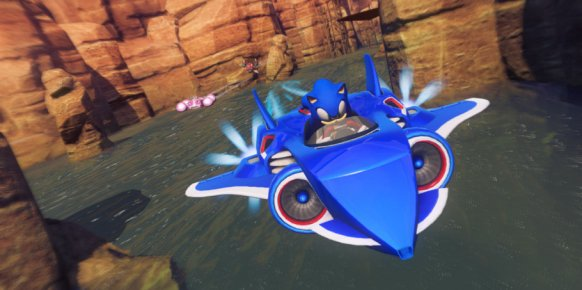 Imagen de Sonic & All-Stars Racing: Transformed