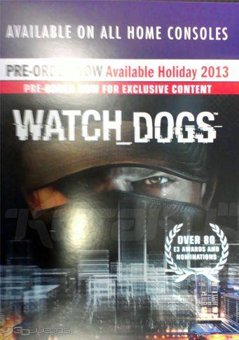 [N] Watch Dogs tal vez para navidad