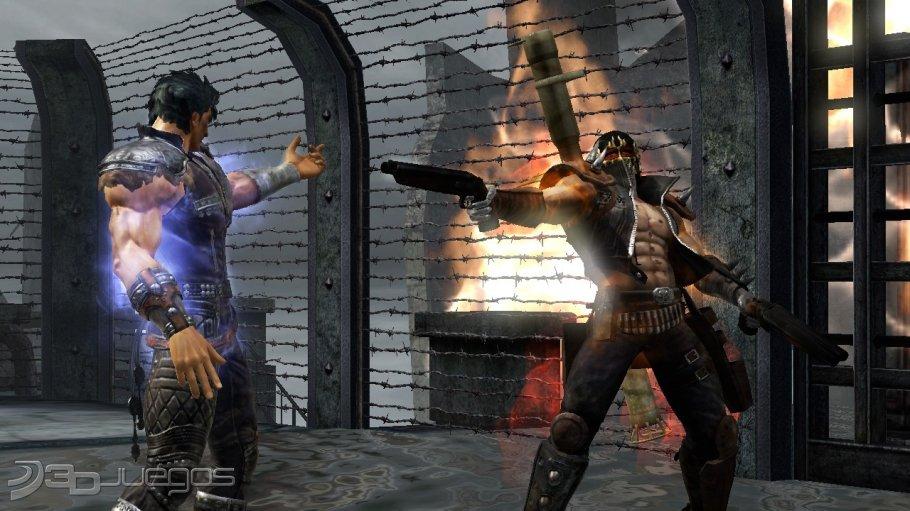 Imagenes Fist of the North Star Ken's Rage 2 XBOX 360