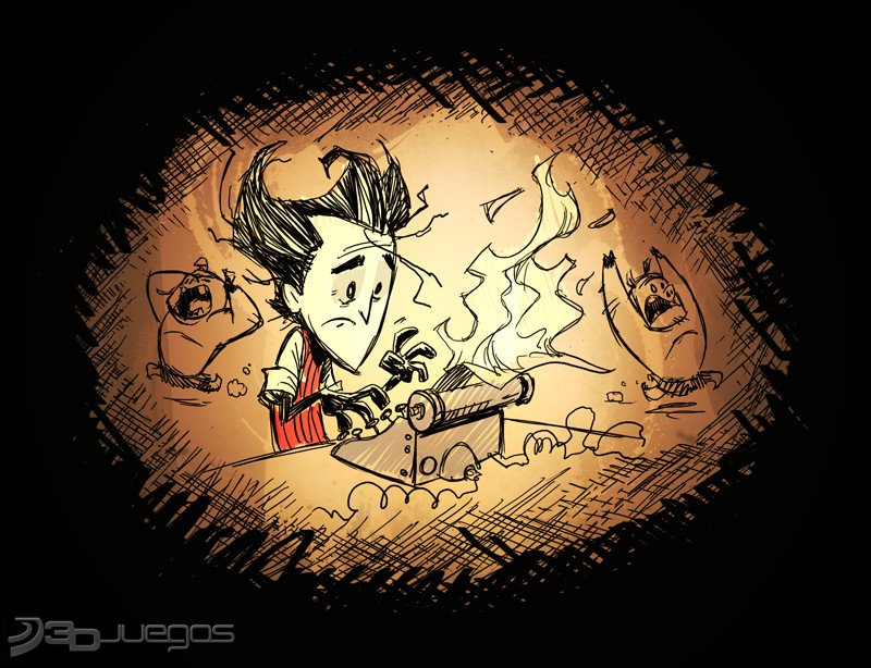 dont s starve 2080224 Don't Starve [Full 1CD Pc] [Ingles] [2013]