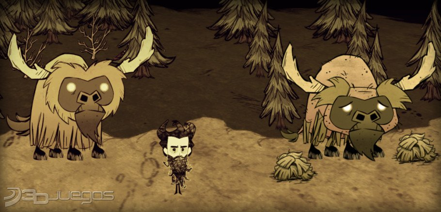 dont s starve 2080232 Don't Starve [Full 1CD Pc] [Ingles] [2013]