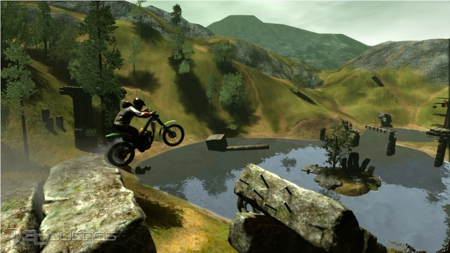 Imagenes Trials Evolution Gold Edition PC
