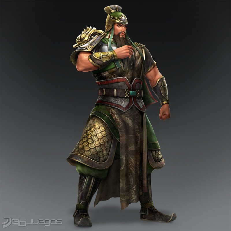 zhang fei dynasty warriors 8 - photo #2