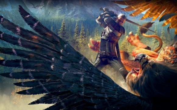 The Witcher 3 receives its first mods