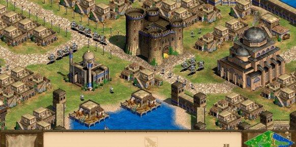 Age of Empires 2 HD se expandirá.....