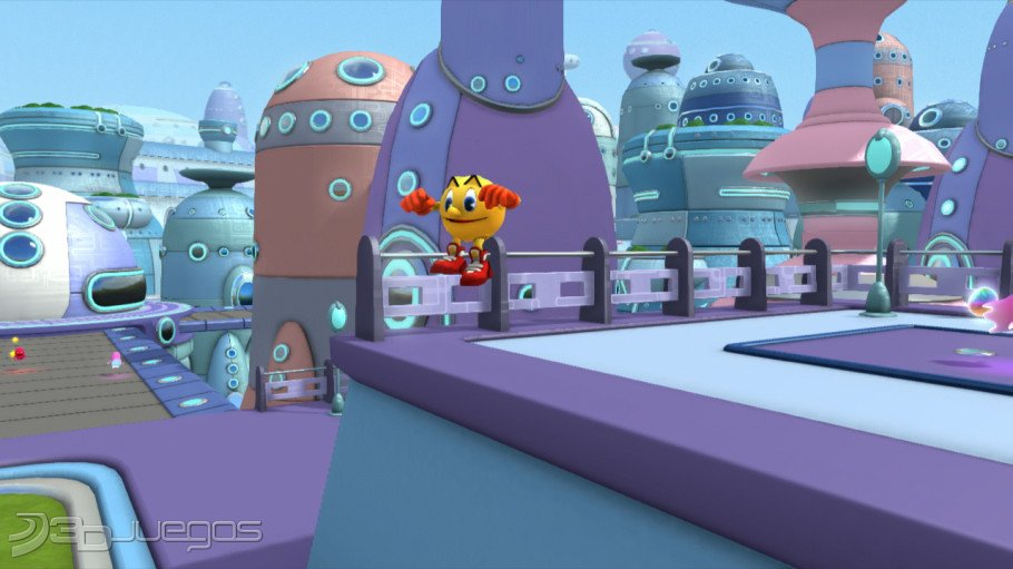 Imagenes PAC-MAN and the Ghostly Adventures XBOX 360