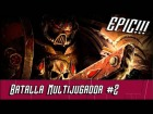 Video: Warhammer 40K Dawn of War 3! Marines espaciales Batalla Online #2 EPICA!!