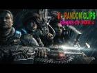V�deo: GEARS OF WAR 4 - 2� RANDOM CLIPS