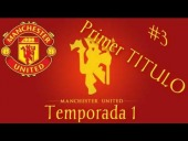 Video FIFA 14 - Primer T�tulo | Campeones Community Shield | Manchester United | Modo Carrera #3