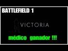Video: El mejor médico de asalto BATTLEFIELD 1/PS4 gameplay