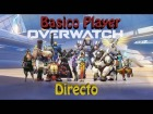 Video: Overwatch Gameplay Español | PC XONE PS4 | Let's play Overwatch | Competitiva T2 C76 | DIRECTO #632
