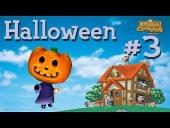 V�deo Animal Crossing - Vamos a celebrar con Animal Crossing Parte 3 - Halloween