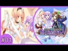 Video: Hyperdimension Neptunia Re;Birth 1 PS Vita - Traducido al Español #01