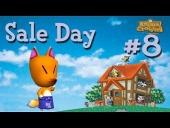 V�deo Animal Crossing - Vamos a celebrar con Animal Crossing Parte 8 - Sale Day