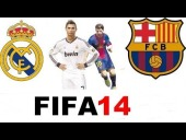 Video FIFA 14 - Real Madrid-Barcelona | FIFA 14