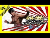 Video Tekken Revolution - Gameplay// Tekken Revolution Marshall Law Parte 1/2