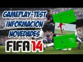 Video FIFA 14 - FIFA14 - Gameplay-Test, Informaci�n, Novedades