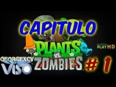 Video Plants vs. Zombies - Plantas vs Zombies Gameplay # 1 Espa�ol |Origin|