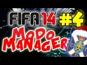 "Video FIFA 14 - FIFA 14 | Modo Carrera | Capitulo 4 #T1. ""A POR TODAS"""