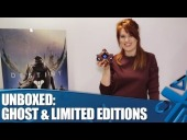 Video Destiny - Destiny - The Ghost Edition and Limited Edition unboxed!