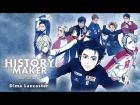 Video: ENGLISH YURI!! ON ICE OP - History Maker [Dima Lancaster]