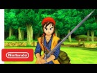 Video: The Hero Rises in Dragon Quest VIII: Journey of the Cursed King