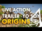 Video: LIVE ACTION TRAILER ASSASSIN'S CREED ORIGINS - YO SOY | TH8ER